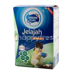 Frisian Flag Jelajah Powdered Honey Milk 1-3 Years Old