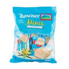 Loacker Minis Vanille Wafers