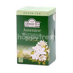 Ahmad Tea London Jasmine Romance