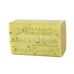Australian Botanical Lemongrass & Lemon Myrtle Soap
