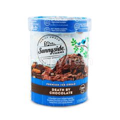 SUNNYSIDE FARMS Premium Ice Cream Death By Chocolate