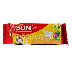 Sun Biskuit Marie Susu untuk 8-24 Bulan