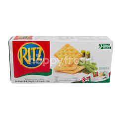 Ritz Seaweed Cracker 25 g X 8 Pack