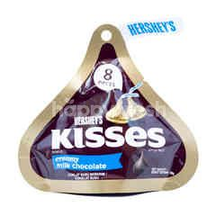 Hershey's Kisses Cokelat Susu Krimi