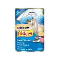 Purina Friskies Adult Ocean Platter Ocean Fish