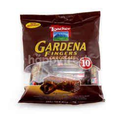Loacker Gardena Fingers Chocolate (10 Pieces)