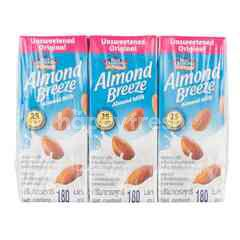 Blue Diamond Unsweetened Original Almond Milk