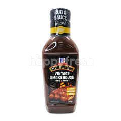MC CORMICK Vintage Smokehouse Sauce