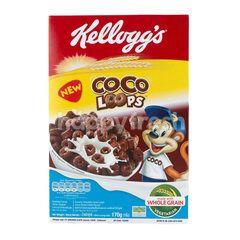 Kellogg's Sereal Coco Loops