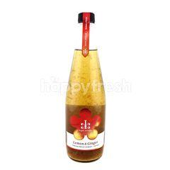 KAPITI KITCHEN Lemon & Ginger Fresh Fruit Syrup