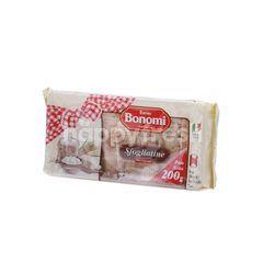 Forno Bonomi Puff Pastry Sugar Topped
