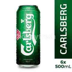 Carlsberg (Canned) Beer