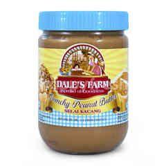 Dale's Farm Crunchy Peanut Butter