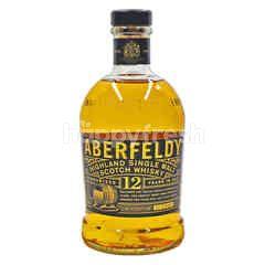 ABERFELDY Highland Single Malt Scotch Whisky 12 Tahun