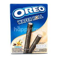 Oreo Vanilla Wafer Roll