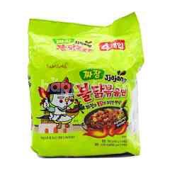 Samyang Spicy Chicken Black Bean Ramen