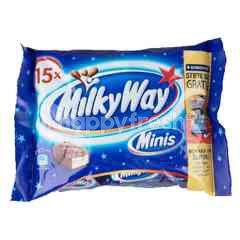 Milky Way Milky Way Minis
