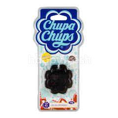 จูปา จู๊ปส์ จูปาจุ๊ปส์ แผ่นหอม แขวนในรถยนต์ กลิ่นโคล่า