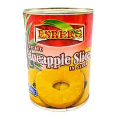 Esberg Selected Pineapple Slices In Syrup