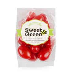 Sweet & Green Red Cherry Tomatoes