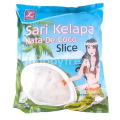 Choice L Sliced Nata De Coco