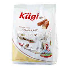 KAGI Wafer Cokelat Swiss Premium Mini