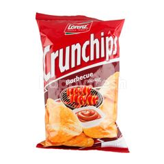 LORENZ Crunchips Barbecue Flavour