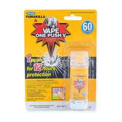 Fumakilla Vape One Push V Insect Spray
