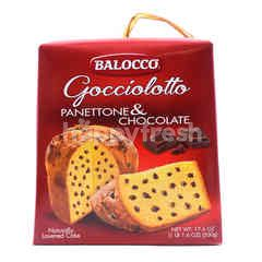 Balocco Gocciolotto Panettone & Chocolate Cake