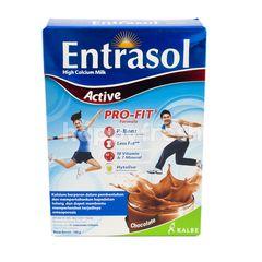 Entrasol Active Pro-Fit Chocolate flavoured Milk Powder
