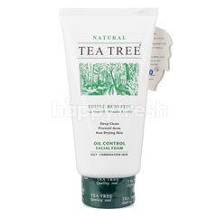 Tea Tree Facial Foam Face Wash