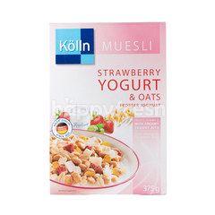 Kölln Sereal Muesli Stroberi Yogurt & Oat