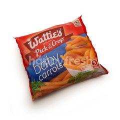 Wattie's Pick Of The Crop Baby Carrots