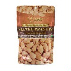 Pele Salted Peanut Baked