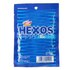Hexos Extra Mint Flavored Candy