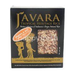 Javara Rice Brown & Red