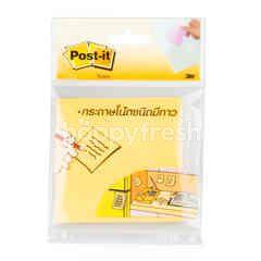 """โพสต์-อิท กระดาษโน้ต ชนิดมีกาว 654-HB 3""""X 3"""" 50 แผ่น เหลือง"""