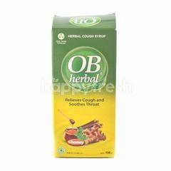 OB Herbal Sirup Obat Batuk Herbal dengan Madu