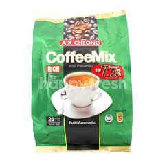 Aik Cheong Coffeemix 3 In 1 Rich (25 Sachets)