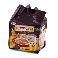 Energen Chocolate Instant Cereal