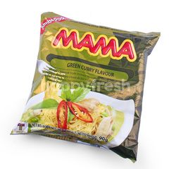 Mama Green Curry Instant Noodles