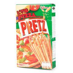 PRETZ Bread Stick Pizza Flavour