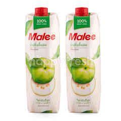 มาลี น้ำฝรั่ง 100% (แพ็ค)