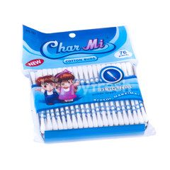 Char Mi Cotton Buds Original Paper Stick