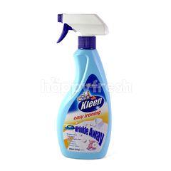 Mr Muscle Kiwi Kleen Easy Ironing Wrinkle Away Baby Fresh