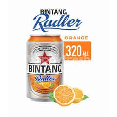 Bintang Radler Orange Canned Beer