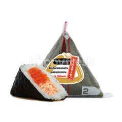 Kodawari Ikura & Salmon Onigiri
