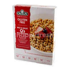Orgran Berry Flavour  Rice and Millet