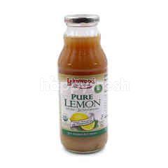 LAKEWOOD ORGANIC Pure Lemon Juice