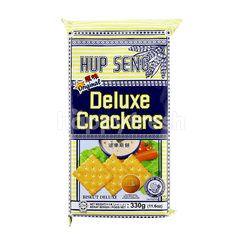 Hup Seng Original Deluxe Crackers
